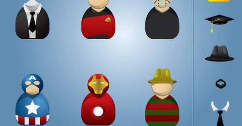 Download free movie avatars