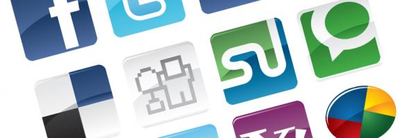 Free icons - social network icons