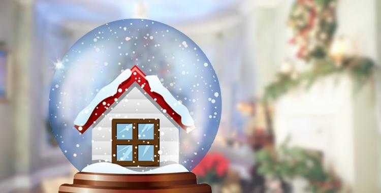 Create a snow globe in Adobe Illustrator