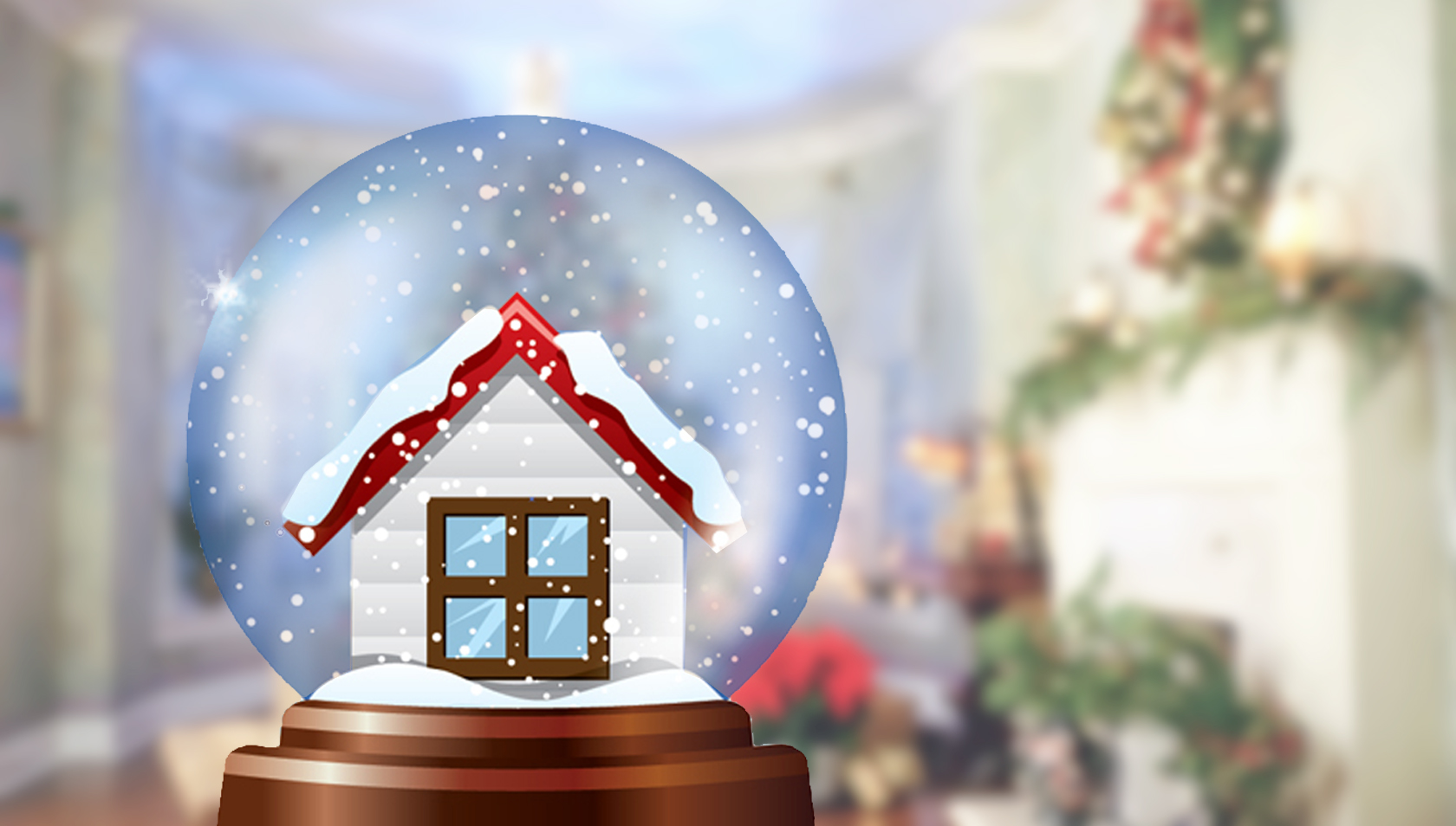 How To Create A Realistic Snow Globe In Adobe Illustrator