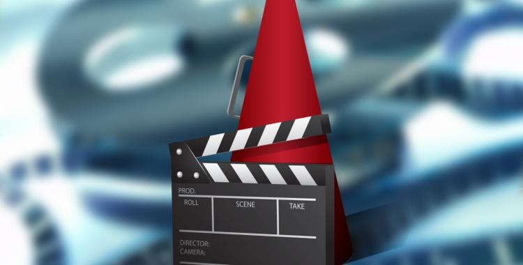 Create a Clapperboard icon with Adobe Illustrator