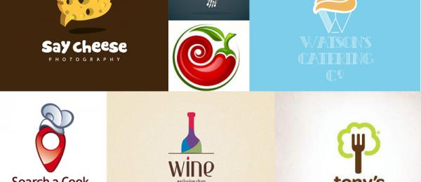 10 Creative Food logos for your Inspiration