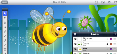7 Vector Based Drawing Apps For Ipad