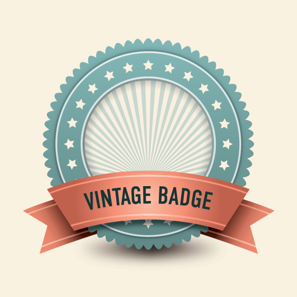 15 free and premium retro labels, badges, signs and logos for your ...