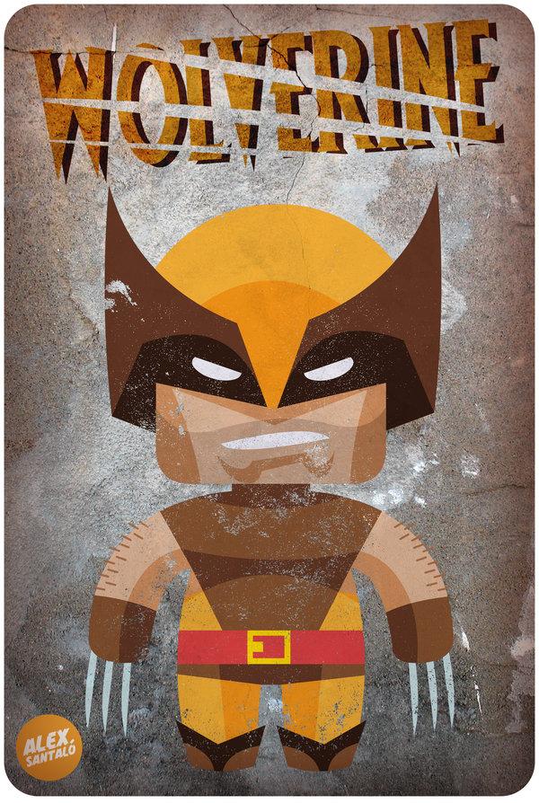 Wolverine_vector_by_alexsantalo