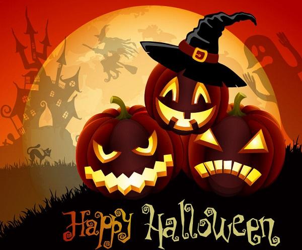 Vector-Cute-Halloween-Illustration