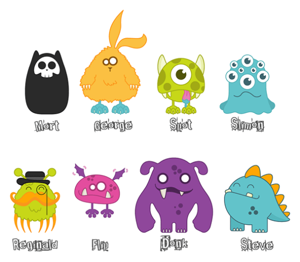 free-monster-vector-set-preview-600x523