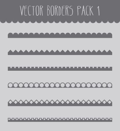 vector-borders-pack-001