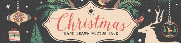 11 Premium Christmas and New Year Vectors