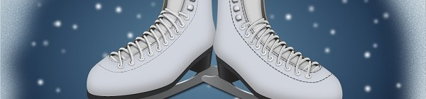 How to Create a pair of Ice Skates in Adobe Illustrator