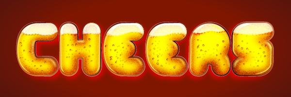 Create a Beer Text Effect in Adobe Illustrator