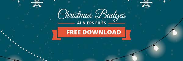 Free Download: Christmas Labels