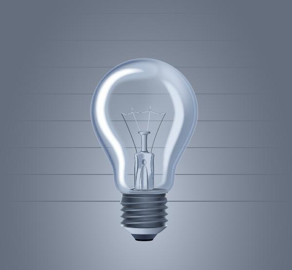 How To Create A Light Bulb