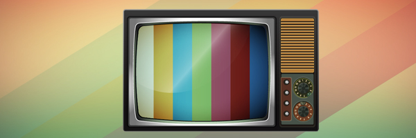 Create a Retro Television in Adobe Illustrator