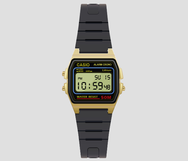 Casio Watch Tutorial