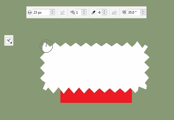 Create Christmas pattern in Corel Draw - Vectorgraphit