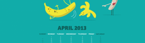 Desktop Wallpaper April 2013